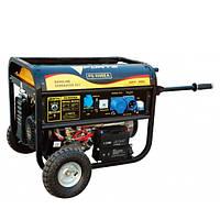 Бензиновый генератор FORTE FG6500EA с блоком автоматики на 5,5 кВт. 220 V