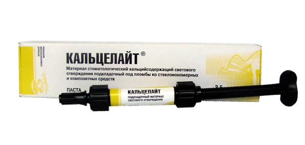 Кальцелайт (паста 3,5 г)