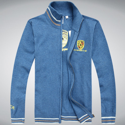 PORSCHE original Мужской свитер пуловер джемпер