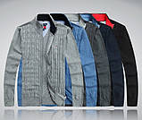 Tomy Мужской свитер томми пуловер джемпер, фото 5