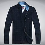 Tomy Мужской свитер томми пуловер джемпер, фото 3