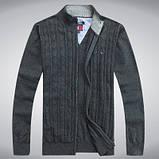 Tomy Мужской свитер томми пуловер джемпер, фото 7