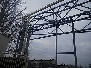 Проходная Завода Элеваторного Оборудования, г. Одесса 3