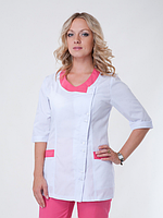 Медицинский костюм женский (батист)