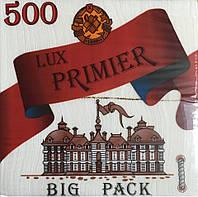 Салфетка барная белая 23х23 500шт Lux Primier 1/10