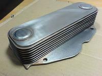 Теплообменник двигателя для самосвалов HOWO ZZ 3257, ZZ 3317 WD615