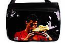 Спортивная сумка с фото Cristiano Ronaldo
