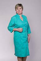 Медицинский женский халат (44-66)