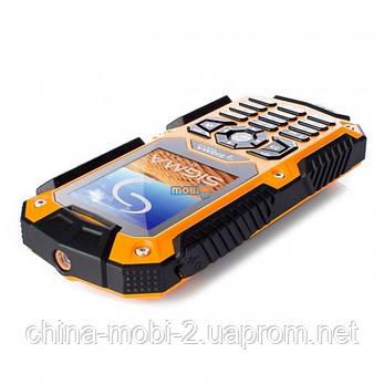 Телефон Sigma X-treme IT67 Orange '5, фото 2