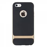 Чехол rock Royce Series для iphone 5/5S золотой, фото 1