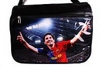 Качественная сумка через с фото Messi , фото 1