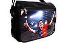 Спортивная сумка из искусственной кожи sport304178 черная, фото 5
