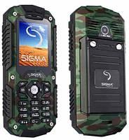 Телефон Sigma X-treme IT67 Khaki ' ', фото 1