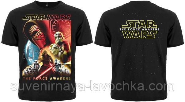"Футболка Star Wars ""The Force Awakens"""