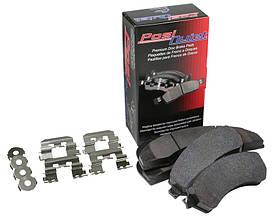 Колодки тормозные задние керамика Posi-Quiet 105.06060 для Land Cruiser  PRADO 120