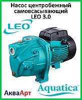 LEO Насос центробежный самовсасывающий «LEO 3.0 innovation» AJm30C (однофазный)