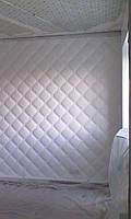 Монтаж 3д панелей под ключ в Харькове, безшовный монтаж с покраской, фото 1