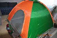 Туристическая палатка 4-х местная HYZP-03