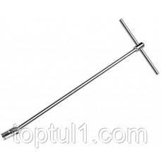 Ключ торцевой  Т- обр  TOPTUL CTBA1032  10 мм с шарнирной головкой