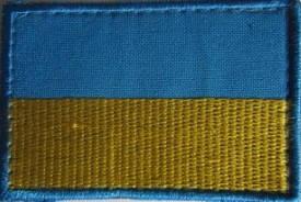 Флаг Украины 8*5,5см
