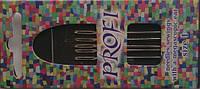 """Иглы швейные """"Profi"""" (5шт в упак.) вышивальные, тупые концы, большие ушки"""