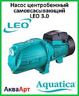 LEO Насос центробежный самовсасывающий «LEO 3.0 innovation» АJm90 (однофазный)