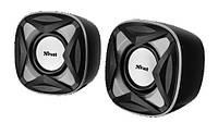 Акустика TRUST Xilo Compact 2.0 Speaker Set black