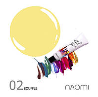 Гель-паста Naomi Gel Paint 02 SOUFFLE