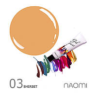 Гель-паста Naomi Gel Paint 03 SHERBET