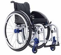 Инвалидная активная коляска Kuschall Compact со складной рамой (стоимость базовой комплектации)
