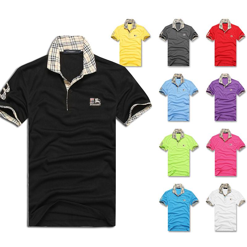BURBERRY London мужская футболка поло барберри купить в Украине. - Интернет- магазин trendy- 3e4e8a21330