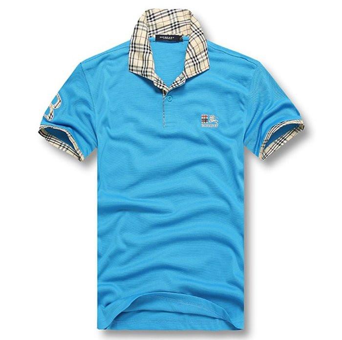 BURBERRY London мужская футболка поло барберри купить в Украине - Интернет- магазин trendy-image 41fd8bd9835
