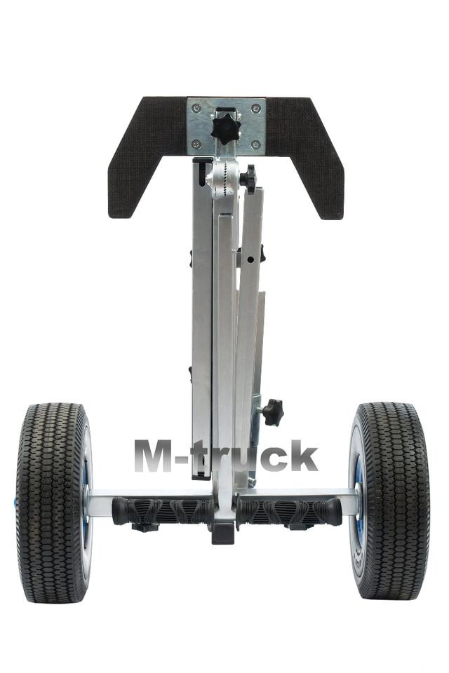 тележки для перевозки - тележка для мотора