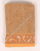Махровое банное полотенце 675