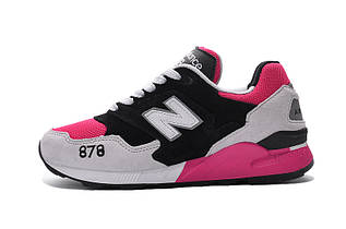 Кроссовки женские New Balance 878 / NBC-1188 (Реплика)