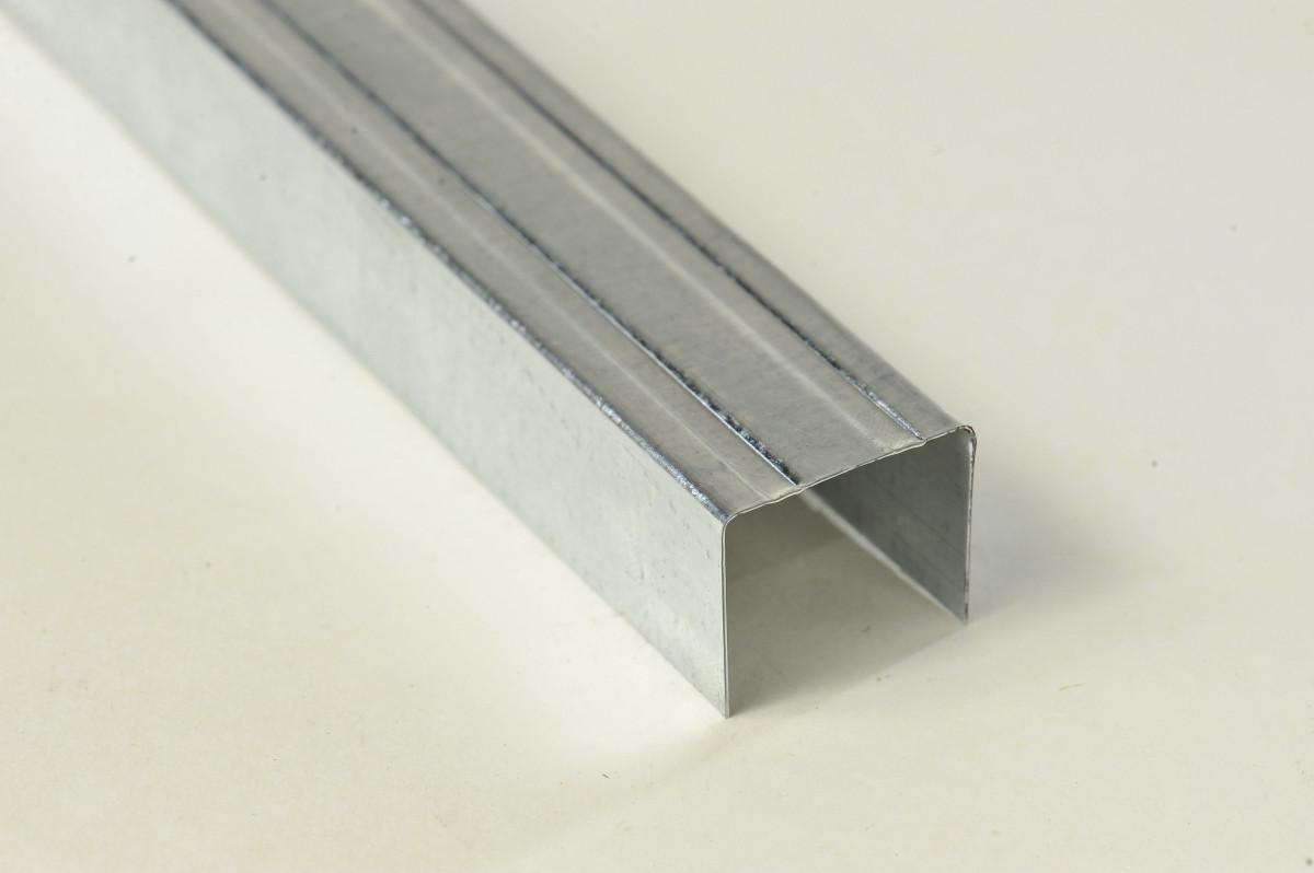 Профиль металический для гипсокартона UD27, 4 м (0,4) - Будівельний Край в Киеве