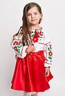 Нежная детская вышитая блузка (О.Л.С)