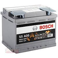 Bosch S5A AGM 60Ah 680A 0092S5A050