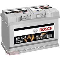 Bosch S5A AGM 70Ah 760A 0092S5A080