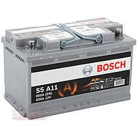 Bosch S5A AGM 80Ah 800A 0092S5A110