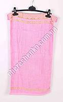 Махровое полотенце для лица 135 Розовый