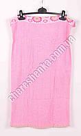 Махровое полотенце для лица 230 Розовый