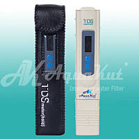 Переносной карманный TDS meter Aquakut (hold), TDS метр, ТДС тестер