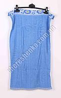 Махровое полотенце для лица 230 Синий