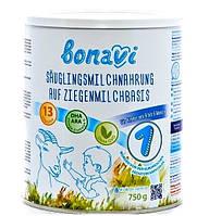 Детская сухая молочная смесь на козьем молоке Bonavi 1 (Бонави), 750 г
