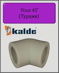 Угол Kalde 25х45° полипропилен