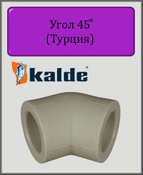 Угол Kalde 32х45° полипропилен