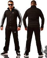 Мужской спортивный костюм Adidas 710 \ черный