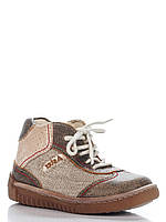 Ботинки бежевые 21 рзм. (М)