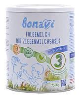 Детская сухая молочная смесь на козьем молоке Bonavi 3 (Бонави), 750 г